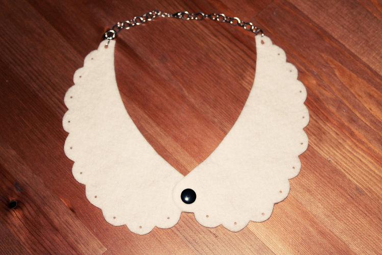Makerist - Bubikragen | Peter Pan Collar - DIY-Projekte - 1