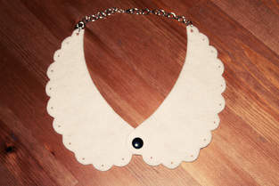 Bubikragen | Peter Pan Collar