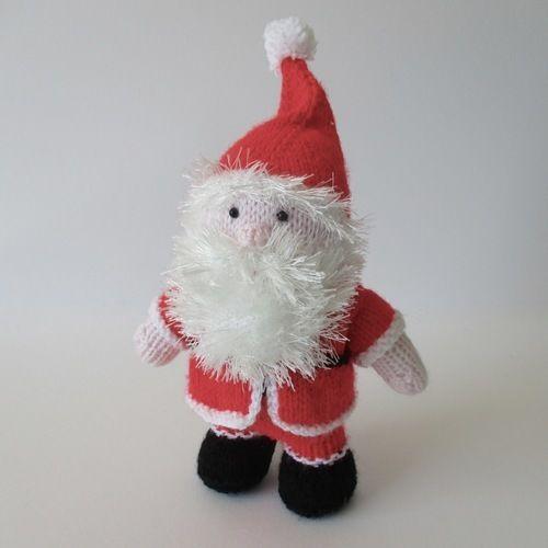 Makerist - Santa Claus - Knitting Showcase - 1
