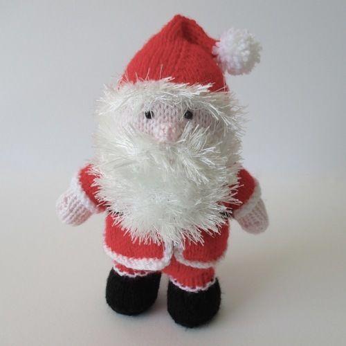 Makerist - Santa Claus - Knitting Showcase - 2