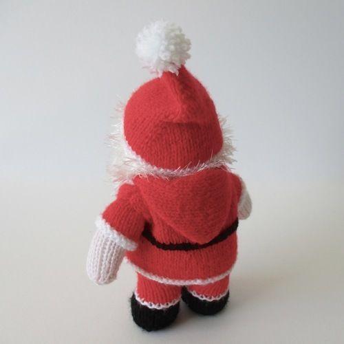 Makerist - Santa Claus - Knitting Showcase - 3