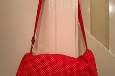 Makerist - sac en bandoulière  - 1