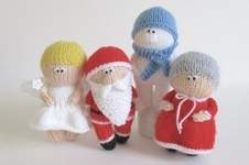 Makerist - Christmas Dolls - 1