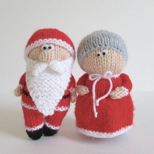 Makerist - Christmas Dolls - Knitting Showcase - 2
