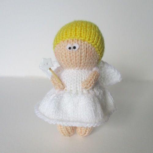 Makerist - Christmas Dolls - Knitting Showcase - 3
