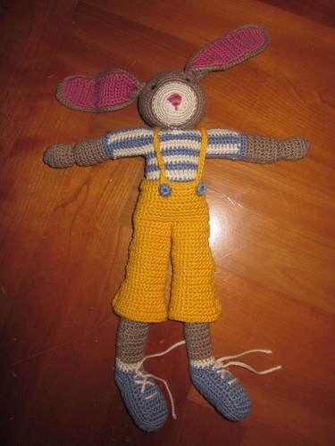 Makerist - Mein Name ist Hase - Häkelprojekte - 1
