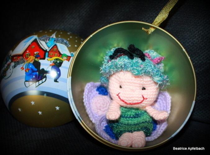 Makerist - Little Butterfly - Häkelprojekte - 1