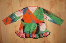 Makerist - Kleidchen in Wickeloptik 1 - 1