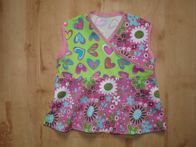 Makerist - Kleidchen in Wickeloptik: die Sommervariante - Nähprojekte - 1