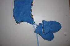 Makerist - Mütze mit Handschuhen - 1