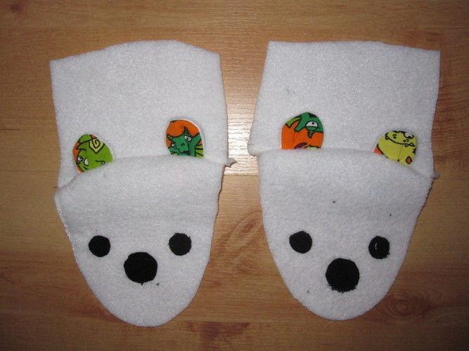 Makerist - Handschuhe mit Maul und Ohren - Nähprojekte - 3