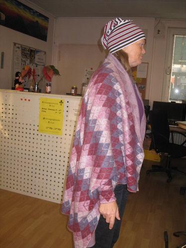 Makerist - Cocoonjacke für N - Nähprojekte - 3