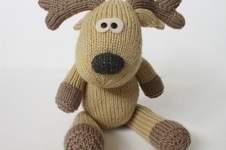 Makerist - Rupert Reindeer - 1