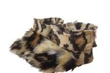 Makerist - falsches Leoparden-Fellchen - 1