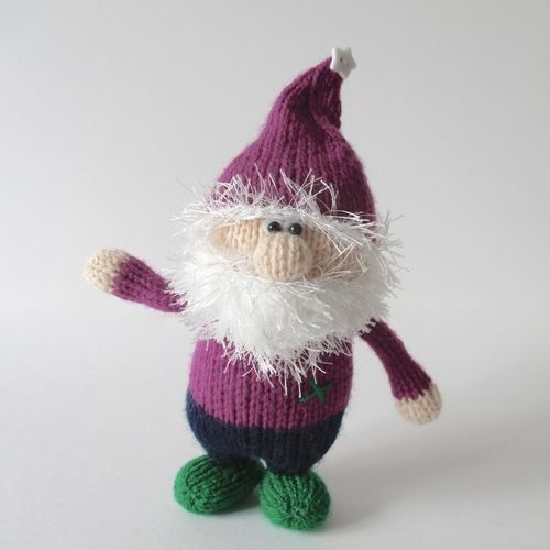 Makerist - Noel the Gnome - Knitting Showcase - 1