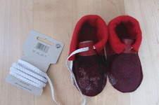 Makerist - Krabbelschuhe mit Herz - 1