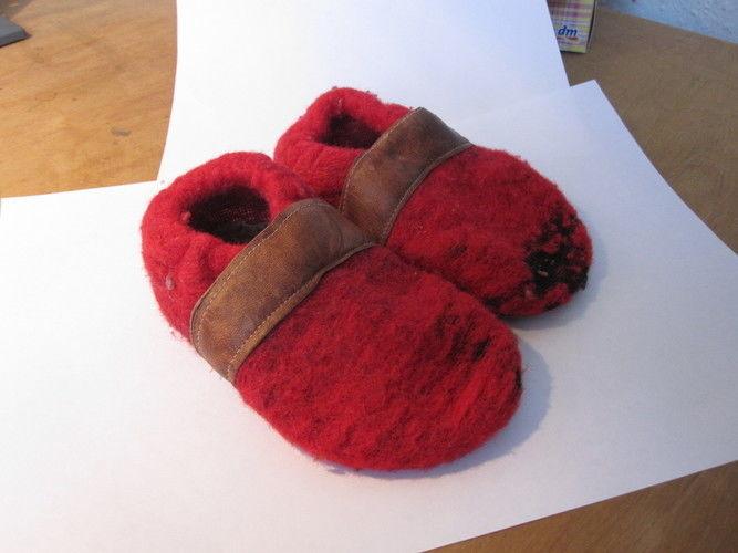 Makerist - diese Schuhe werden schon eine Weile benutzt - Nähprojekte - 1
