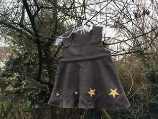 Makerist - goldene Sterne - 1