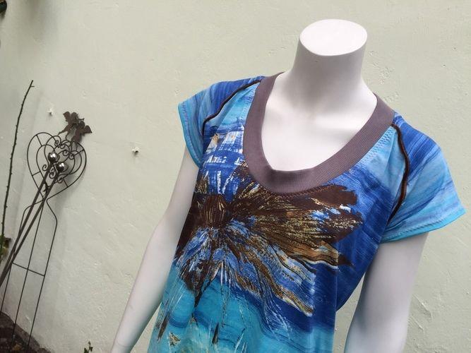 Makerist - Sommer-Shirt - Nähprojekte - 1