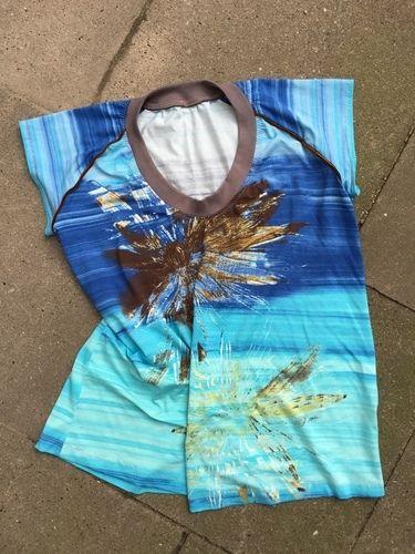 Makerist - Sommer-Shirt - Nähprojekte - 3