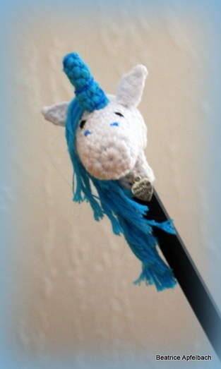 Makerist - Einhorn Stift - 1