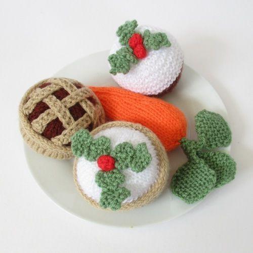 Makerist - Treats for Santa and Rudolph - Knitting Showcase - 1