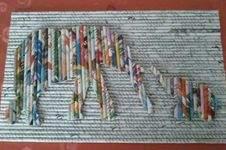 Makerist - Elefanten Papierröllchen Bild - 1