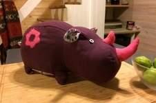 Makerist - Petit Rhino pour Rita - 1
