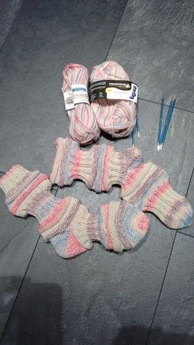 Makerist - Frostschutz für die Füsse - Strickprojekte - 1