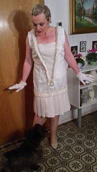 Makerist - 20er-Jahre-Kostüm  - 1
