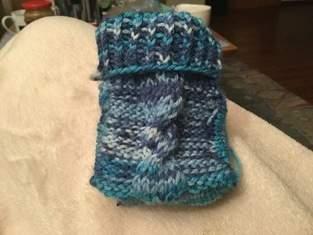 Makerist - Warme kleine Strickschuhe für Fritzchen aus warmer Wolle - 1