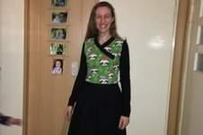 Makerist - Mein Weihnachtskleid - 1