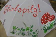 Makerist - Schlechtes Wetter - trotzdem gute Laune - Schirme - 1