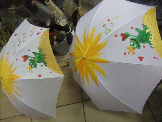 Makerist - Schlechtes Wetter - trotzdem gute Laune - Schirme - DIY-Projekte - 3