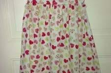 Makerist - Kleidchen für Teri. Aus Baumwolle. Eigentlich mein erstes Werk. - 1