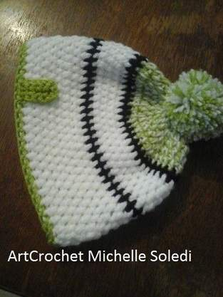 Makerist - BOSHI  au crochet taille 7/10ans - 1