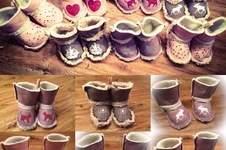 Makerist - Babyboots Ubb - 1