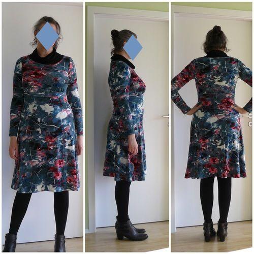 Makerist - Jerseykleid Swing - Nähprojekte - 1