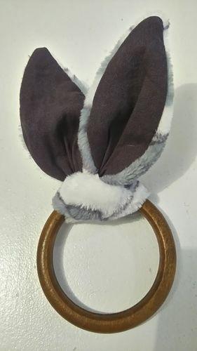 Makerist - Hochet lapin  - Créations de couture - 2