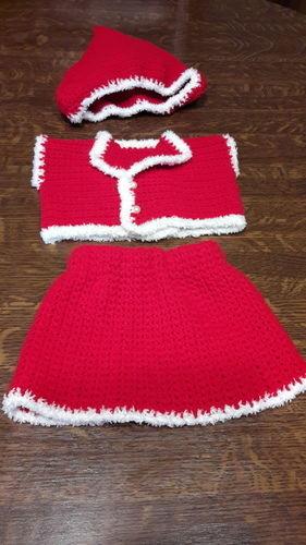Makerist - ensemble bonnet, boléro et jupe crocheté - Créations de couture - 1