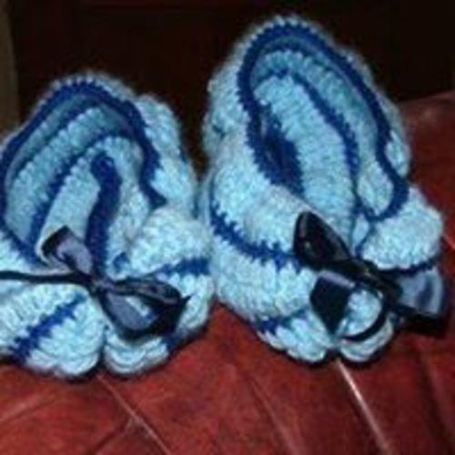 Makerist - chaussons de nuit - Créations de crochet - 1