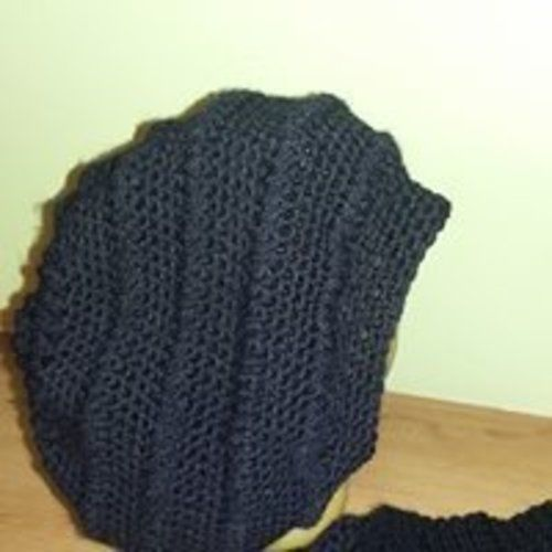 Makerist - ensemble bonnet, snood crocheté - Créations de crochet - 2