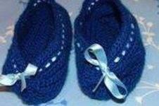 Makerist - chaussons crochetés - 1