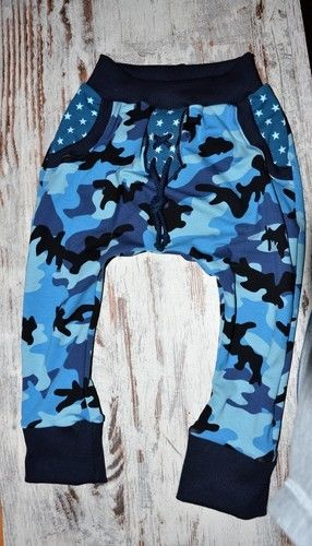 Makerist - Luck*ees aus Camouflage Jersey - Nähprojekte - 1