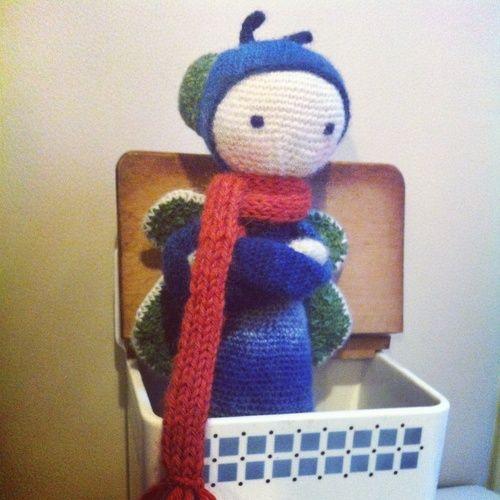 Makerist - Buzz die Fliege - Häkelprojekte - 1