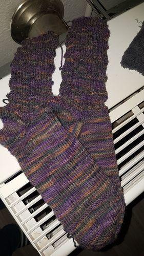 Makerist - Socken auf 2 Rundstricknadeln stricken  - Strickprojekte - 1