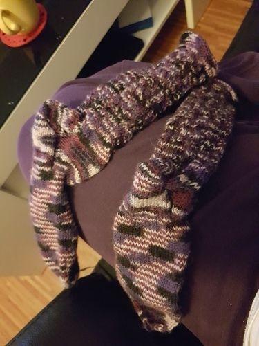 Makerist - Socken auf 2 Rundstricknadeln stricken  - Strickprojekte - 3