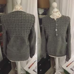 Makerist - Pullover für meinen Mann - 1