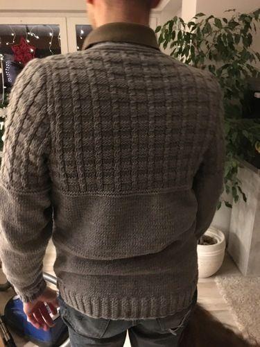 Makerist - Pullover für meinen Mann - Strickprojekte - 2