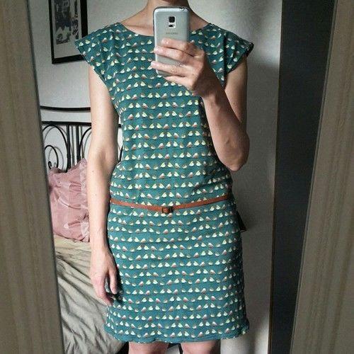 Makerist - Kleid Frau Julie - Nähprojekte - 1